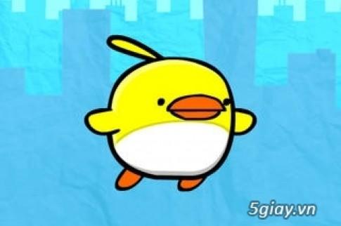[Hot] Xuat hien con chim kho choi hon ca Flappy Bird
