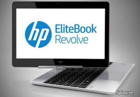 HP gioi thieu Elitebook Folio 1040 G1 va Revolve G2 cho doanh nghiep