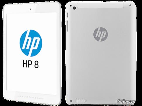 "HP ra mat tablet ""trong giong"" iPad Mini"
