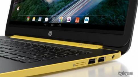 HP SlateBook 14 chính thức bán ra với giá 430$