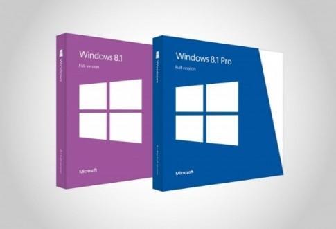 Hướng dẫn kích hoạt Windows 8.1 đơn giản