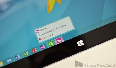 Huong dan lay lai phan khong gian chiem dung sau khi cai dat Windows 8.1 Spring Update 1