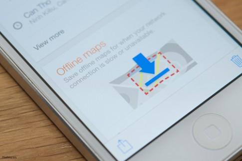 Huong dan tao ban do offline tren Google Maps 3.0
