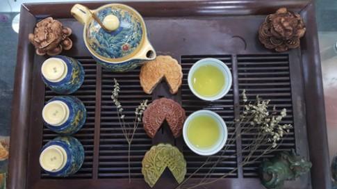 Huong vi rieng cua banh Trung thu handmade