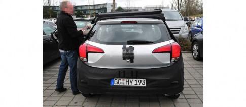 Hyundai i20 thế hệ mới đang thử nghiệm tại châu Âu