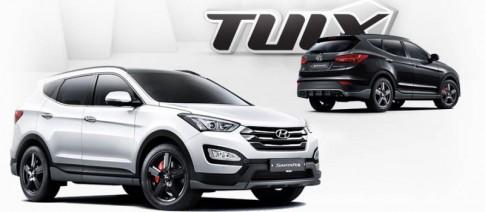 Hyundai ra mắt gói độ xe TUIX cho Santa Fe
