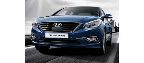 Hyundai Sonata 2015 chính thức ra mắt tại quê hương Hàn Quốc