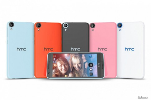 [IFA 2014] HTC Desire 820: smartphone Android chay chip 64 bit dau tien