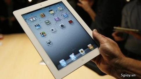 iPad 2 sap bi Apple khai tu