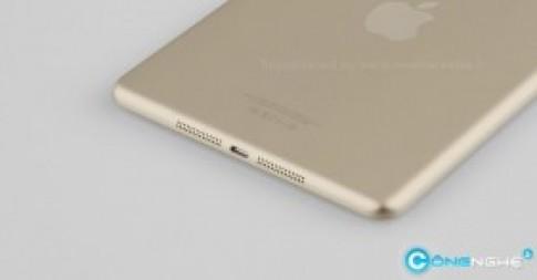 iPad mini 2 lộ thêm màu máy mới