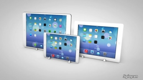 iPad Pro man hinh 12,9 inch se co 2 phien ban man hinh?
