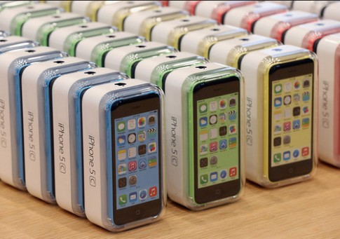 iPhone 5c chinh thuc bi Foxconn xac nhan dung san xuat