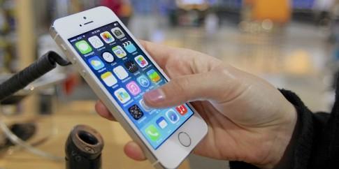 iPhone 5S dat so luong tieu thu du lieu lon nhat hien nay