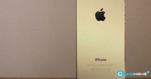 iPhone 5S màu vàng - vì sao HOT?