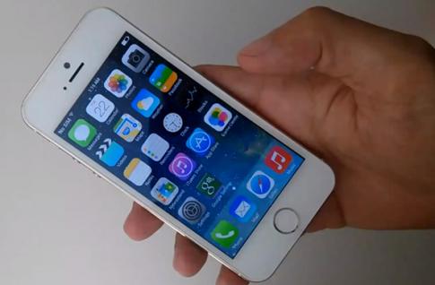 iPhone 5S va 10 tinh nang noi bat (Phan 1)