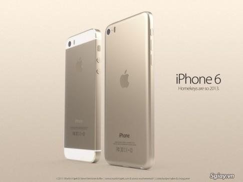 iPhone 6 khong vien man hinh mang phong cach iPad mini
