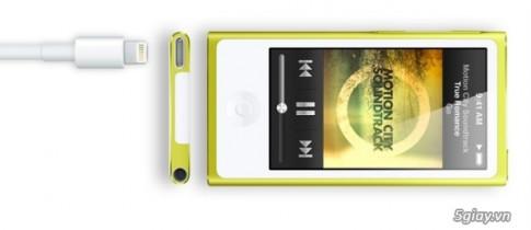 "iPhone 6 se co thiet ke ""an theo"" iPhone 5c va iPod nano gen 7?"