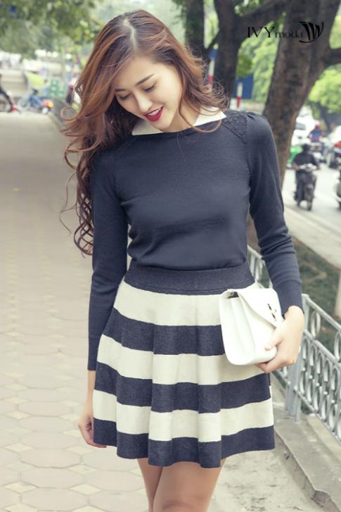 IVY moda giới thiệu sản phẩm len cao cấp