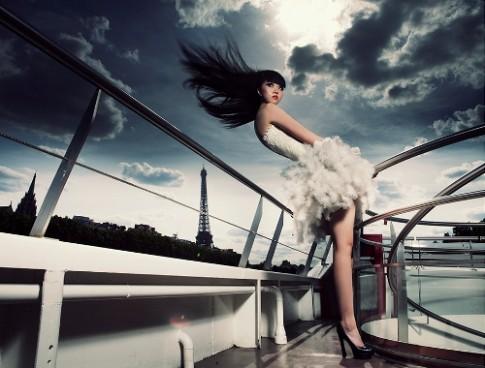 Jessica Minh Anh - 'co gai cua nhung san catwalk khong tuong'