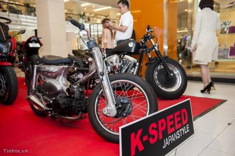 K-Speed Japanstyle trình làng hàng loạt mẫu xe môtô độ độc đáo