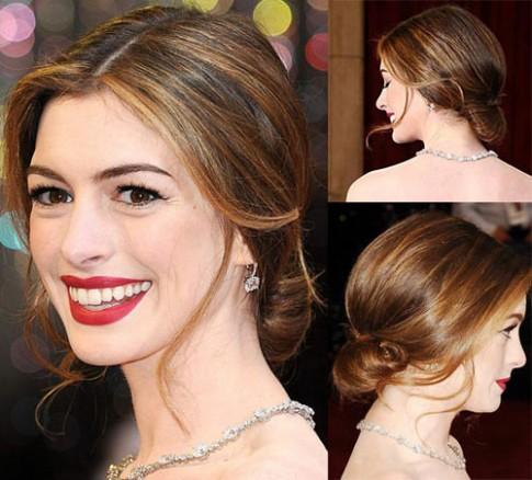 Kate Lee trang diem cho Anne Hathaway va Keira Knightley