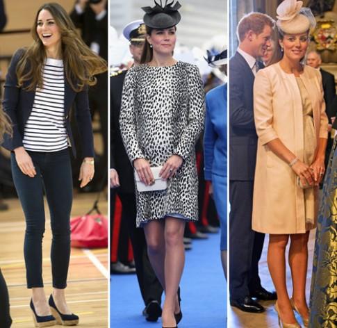 Kate Middleton tuyển bạn thân 18 năm làm stylist