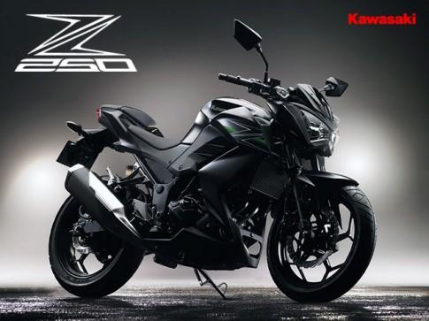 Kawasaki Z250 do noi bat