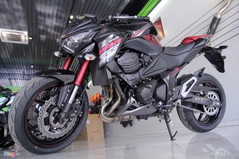Kawasaki Z800 ABS 2016 do den dau tien ve Viet Nam voi gia khong doi