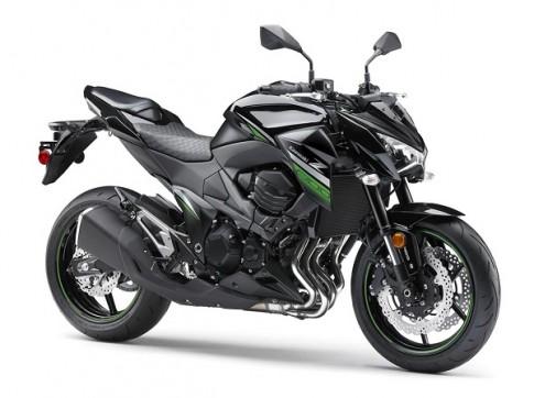 Kawasaki Z800 ABS 2016 ra mat voi gia hon 180 trieu