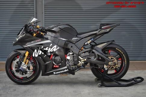 Kawasaki zx10r do do hieu qua gau!!!
