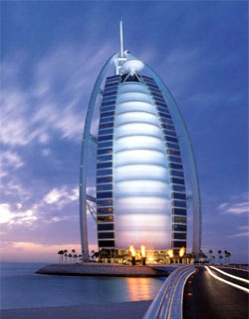 Khach san Burj Al Arab Dubai