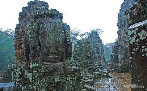 Kham pha Campuchia ky bi