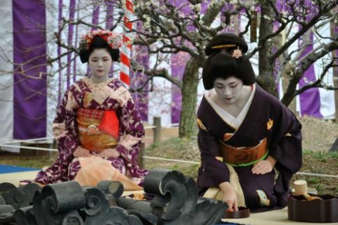Kham pha cuoc song cua mot Geisha