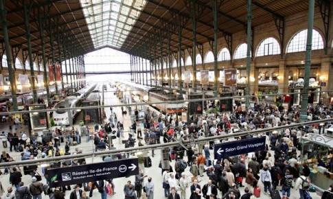 Kham pha mot Paris quyen ru quanh nha ga Gare Du Nord