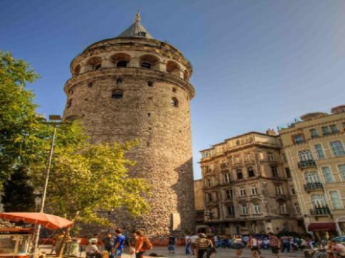 Kham pha net dep A - Au hoi tu tai Istanbul