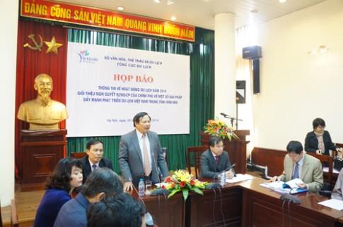 'Khong co chuyen du lich Viet Nam tien it con choi sang'
