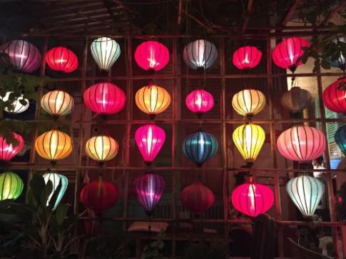 Khu vuon bi mat nam tren tang thuong chung cu Sai Gon