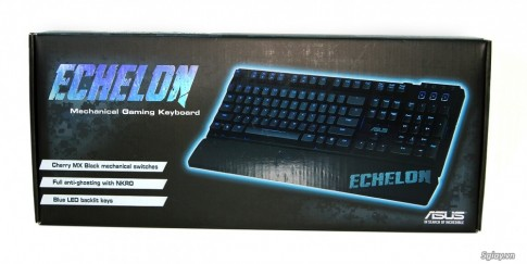 [Khui hop] ASUS ECHELON Mechanical Gaming Keyboard