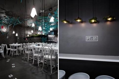 Kiến trúc độc đáo của những nhà hàng nổi tiếng