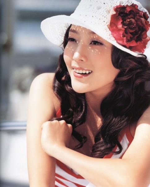 Kim Hee Sun dieu da voi cac kieu mu