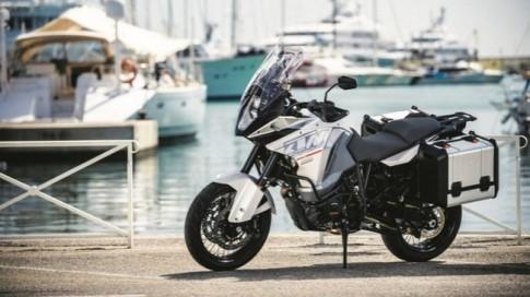 KTM 390 Adventure chuẩn bị ra mắt tại Ấn Độ