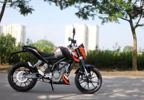 KTM Duke 125 tại Việt Nam có gì?