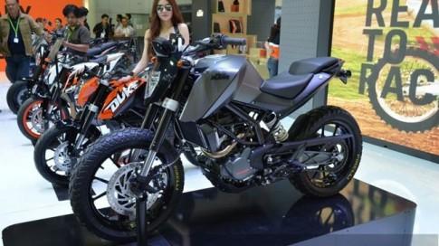 KTM Duke 200 ban Custom La mat nguoi xem