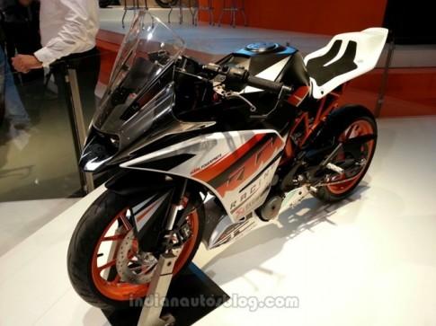 KTM ra mat mau xe sportbike moi vao thang 9 toi