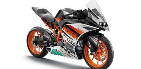KTM RC390, xe côn tay thể thao đẹp và giá rẻ bất giờ