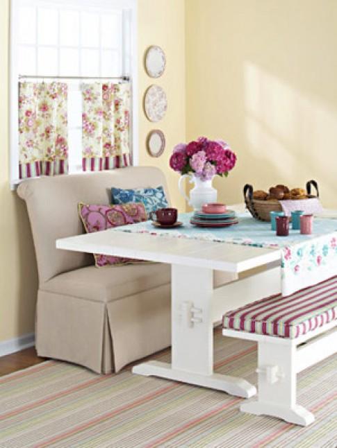 Làm mới không gian nội thất với màu sắc (1)