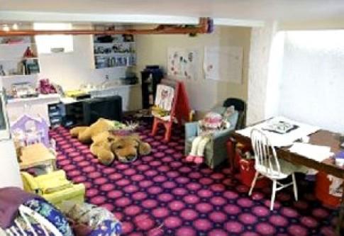 Làm mới không gian phòng trẻ