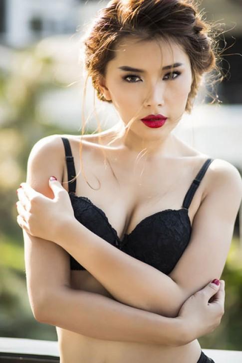 Lan Huong nong bong voi noi y
