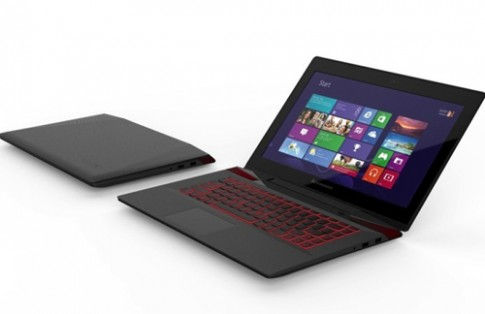 Laptop man hinh 4K cua Lenovo sap duoc ban ra