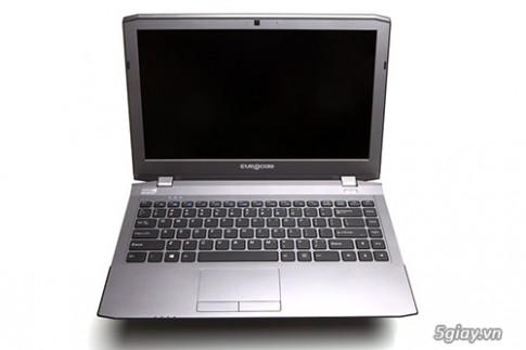 Laptop manh nhat the gioi den tu Eurocom